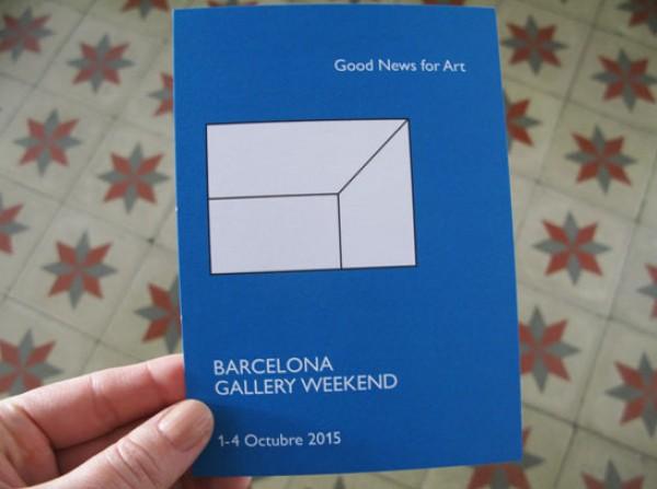 Cortesía Latitudes | Latitudes invitada al primer Barcelona Gallery Weekend