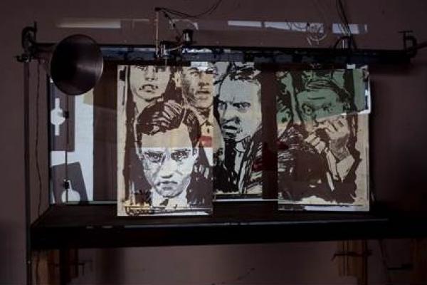 William Kentridge. Right into her arms, 2016. Colección del artista. Cortesía del Reina Sofía | El Reina Sofía centra su programa de otoño en conocidos artistas internacionales y nacionales