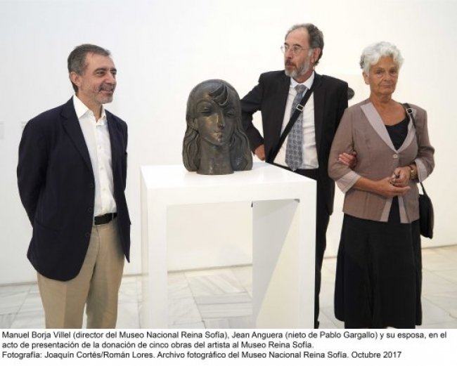 Cortesía del Museo Reina Sofía | 5 nuevos 'gargallos' en el Reina Sofía y retirada de más de 500 obras de Art & Language en el MACBA