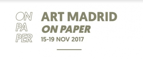 Cortesía de Art Madrid | Nace Art Madrid On Paper, otra nueva feria de arte sobre papel