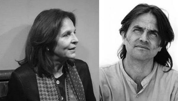 Cortesía de los Premios GAC | El artista Perejaume y la galerista Mariana Draper, Premios GAC 2017 por sus trayectorias