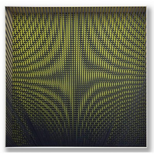 Geometric Transformation. Alberto Biasi, 1960.