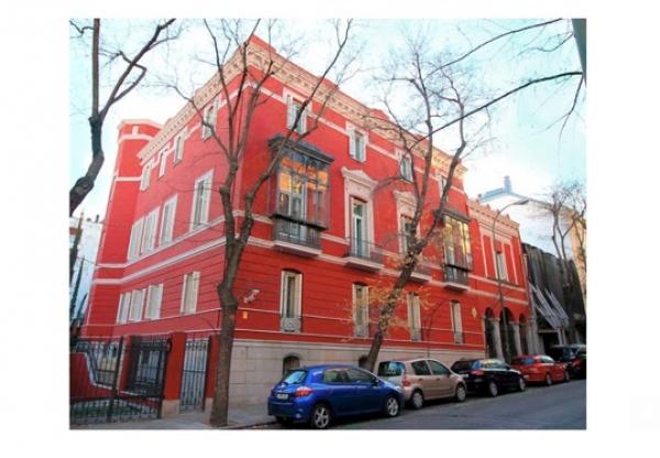 Casa Palacio Carlos María de Castro. Cortesía de Justmad | JustMad anuncia nueva sede, comité de selección y comisarios