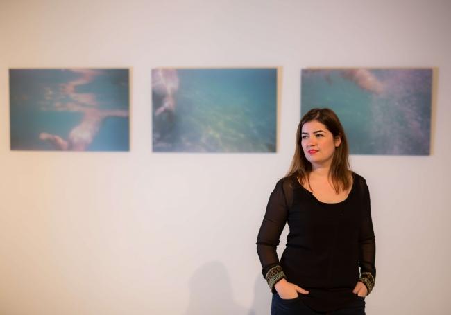 Aida Boix. Cortesía del Centro de Arte Lo Pati | Aida Boix es nombrada directora del Centro de Arte Lo Pati