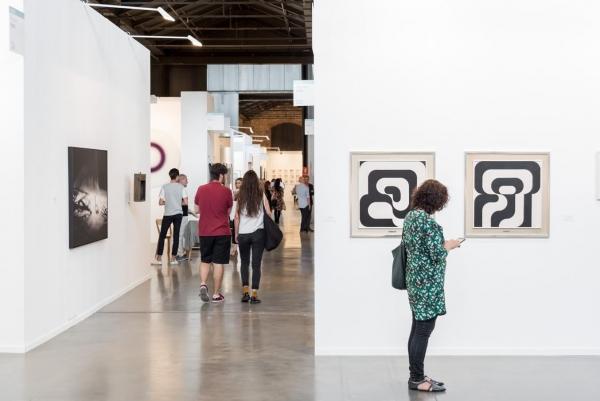 Cortesía de Feria Estampa | 72 galerías en ESTAMPA 2017, récord de participación en su 25º aniversario