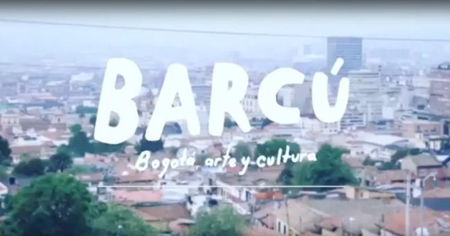 Fotograma de un vídeo promocional de BARCÚ | El efecto ARTBO impulsa las ferias BARCÚ, Odeón, Art Chicó y del Millón