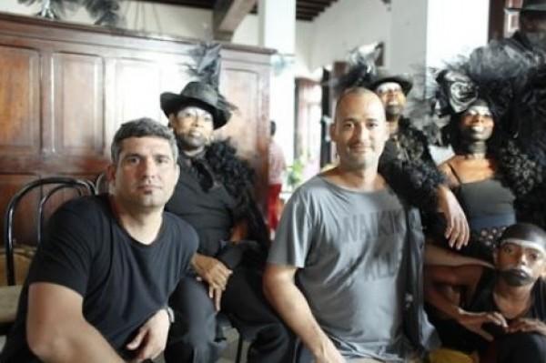Los Carpinteros en la XI Bienal de La Habana. Cortesía Ivorypress