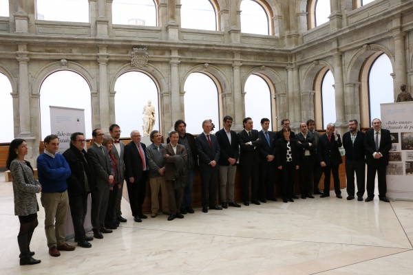 "Cortesía de San Sebastián Capital Europea de la Cultura 2016 | San Sebastián Capital Europea de la Cultura 2016 presenta ""Tratado de Paz"""