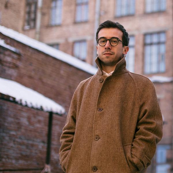 João Ribas. Cortesía de la Bienal de los Urales | El portugués João Ribas incrementa la presencia iberoamericana en la Bienal de los Urales