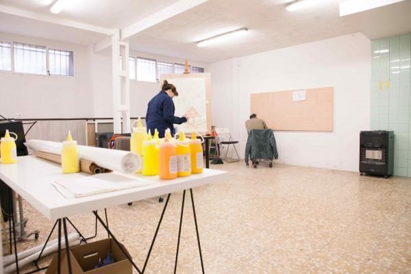 Atelier Solar | Ir a la ficha de 'Atelier Solar'. Centro y salas de exposiciones, Escuela de arte