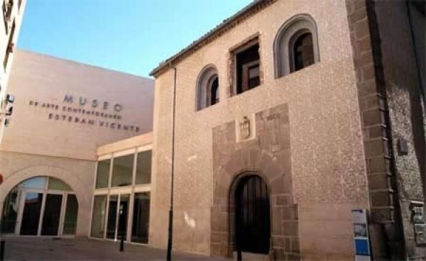 Museo de Arte Contemporáneo Esteban Vicente
