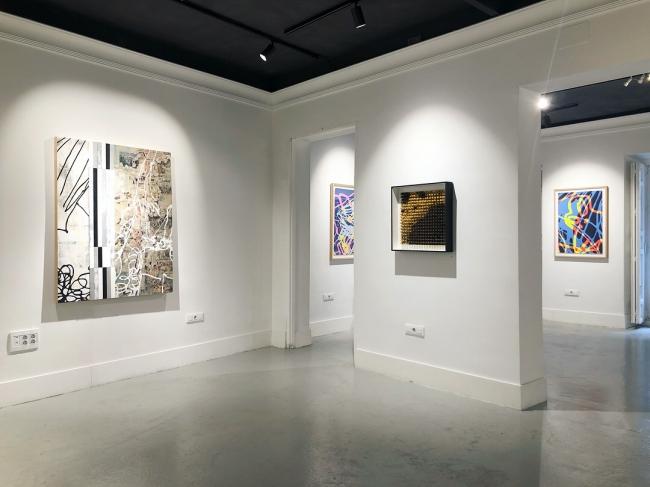 Cerquone Projects - Madrid (Exposición Dibujo Libre, Fausto Amundarain)