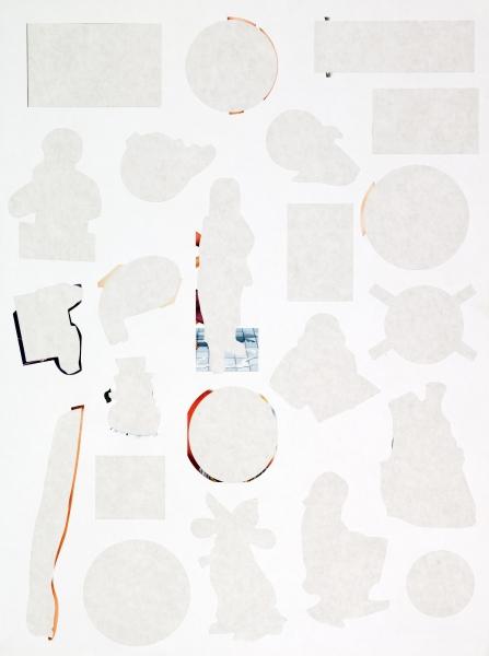 Stickers 5, Margarida Gouveia, inkjet print on paper, 110cm x 80cm 2011 | Ir a la ficha de 'Hawaii - Lisbon'. Galería de arte