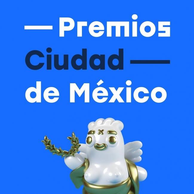 PREMIOS CIUDAD DE MÉXICO