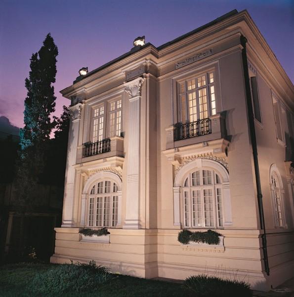 Casa do Rio. Cortesía de Pinakotheke Cultural
