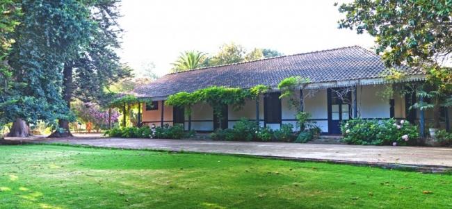 Casas de los Carrera. Imagen cortesía Francisco Yávar