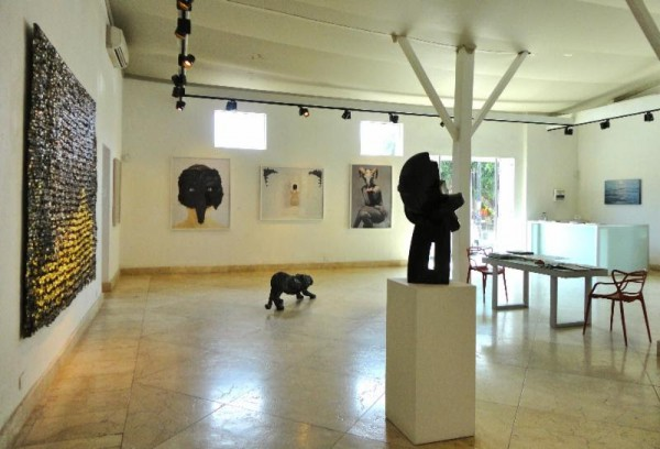 Vista de la galería | Ir a la ficha de 'NH Galería'. Galería de arte