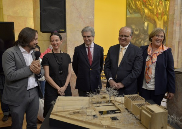 Presentación del Centro Cultural Museo Juan Soriano
