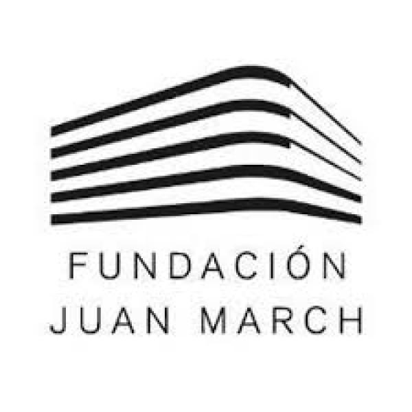 Logotipo. Cortesía de Fundación Juan March