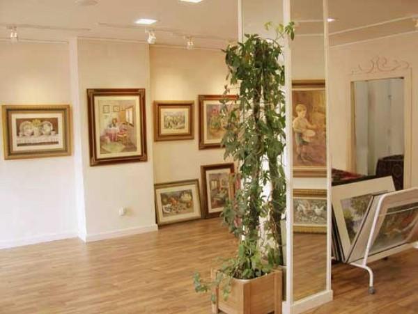 Exposiciónes de pintura en Galería Arte Clásico