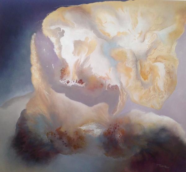 Leonor Hochschild artista representada | Ir a la ficha de 'Galería Yuri Lopez Kullins - México'. Galería de arte