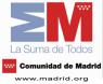 Logotipo. Cortesía de la Comunidad de Madrid