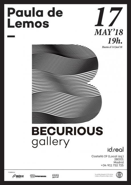 Caminos | Ir a la ficha de 'Becurious Gallery'. Galería de arte
