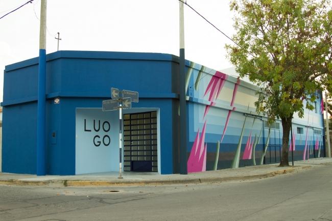 Fachada de Luogo espacio de Arte Contemporáneo - Cortesía de Luogo espacio de Arte Contemporáneo | Ir a la ficha de 'Luogo espacio de Arte Contemporáneo'. Galería de arte