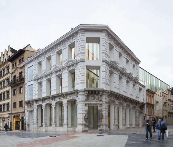 Museo de Bellas Artes de Asturias. Museo, Organización con colección  ARTEIN...