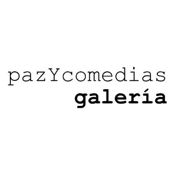 Logotipo Galería pazYcomedias