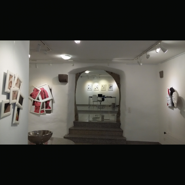 Peyer Fine Art interior