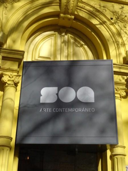 SOA arte contemporáneo