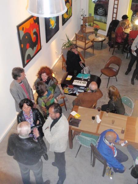 Exhibiciones, Talleres y Charlas | Ir a la ficha de 'SOA arte contemporáneo'. Galería de arte