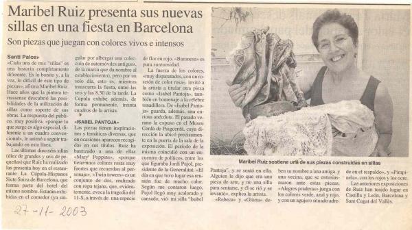 """EXPOSICION EN RESTAURANTE """" LA CUPULA"""""""