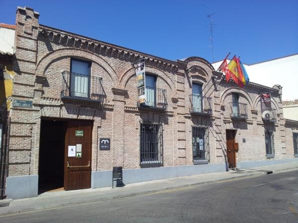 Museo de la ciudad de m stoles museo arteinformado - Casas en mostoles ...