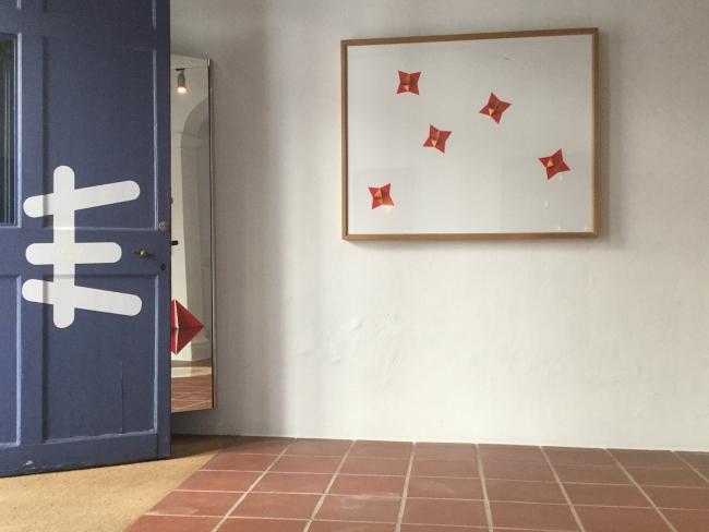 The Fan. Piers Jackson | Ir a la ficha de 'ENCANT'. Galería de arte