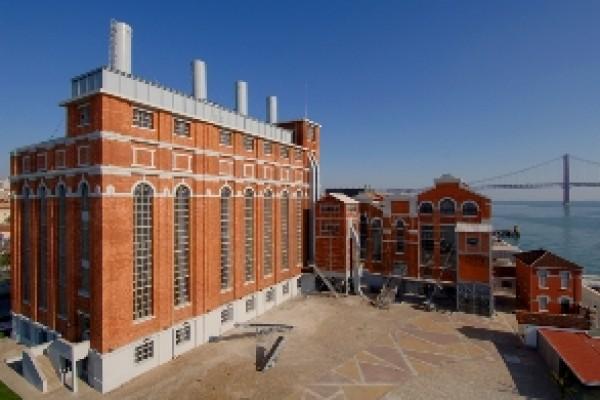 Museu da Eletricidade. Cortesía Fundação EDP | Ir a la ficha de 'Fundação EDP'. Centro de arte, Organización con colección