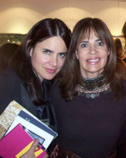 Javiera García-Huidobro e Isabel Aninat | Ir a la ficha de 'Isabel Aninat'. Galería de arte