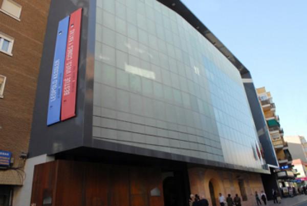 Centro de Arte Dos de Mayo (CA2M)