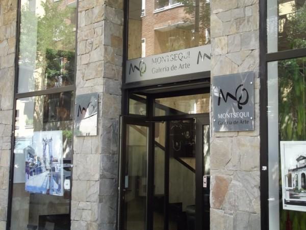 Montsequi Galería de Arte | Ir a la ficha de 'Montsequi'. Galería de arte