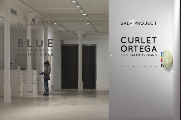 Antonio Ortega y François Curlet   Ir a la ficha de 'Blueproject Foundation'. Centro de arte, Centro y salas de exposiciones, Centro cultural