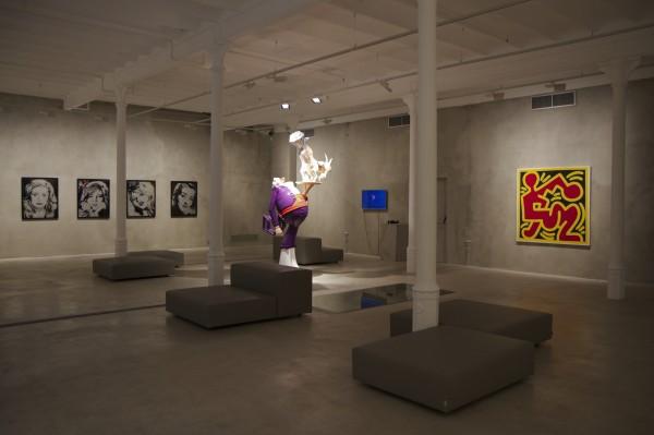 Idolatry   Ir a la ficha de 'Blueproject Foundation'. Centro de arte, Centro y salas de exposiciones, Centro cultural