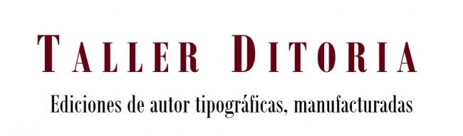 Logo Taller Ditoria