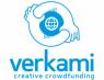 Verkami logo creative crowdfunding