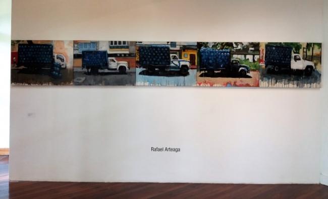 "Serie Circadiana, 2016 (exposición ""Urbes"") | Ir a la ficha del Artista 'Rafael Arteaga'"