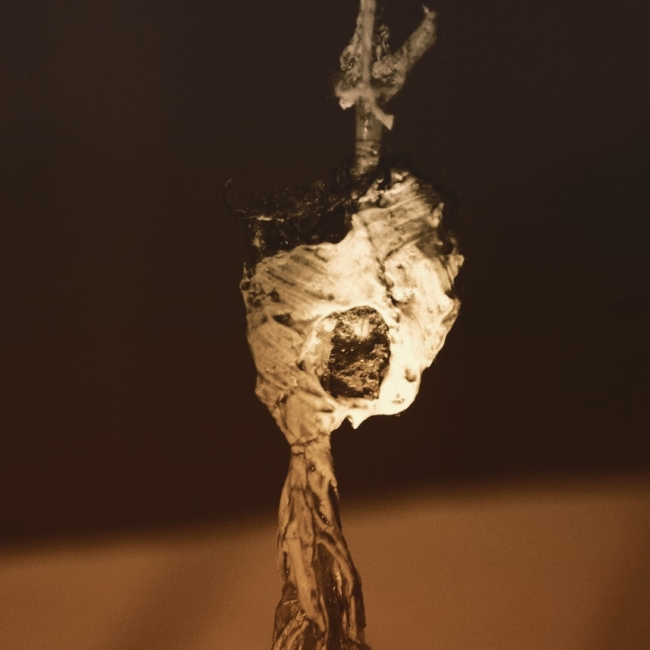 S/T objeto escultorico