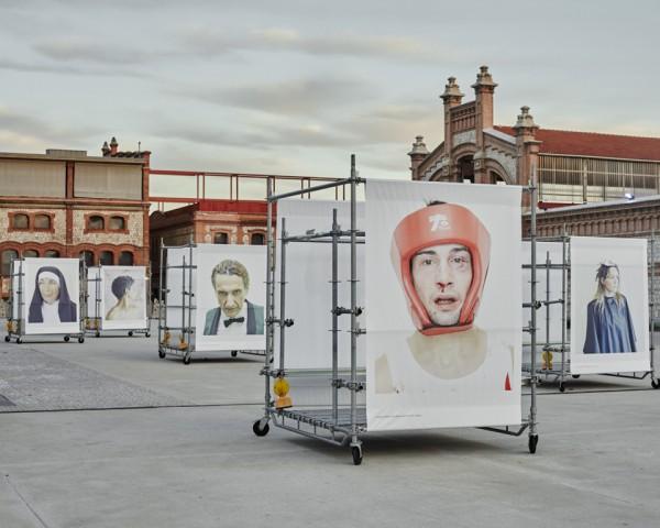Portraits Matadero Madrid | Ir a la ficha del Artista, Investigador/Docente 'Jorge Fuembuena Loscertales'