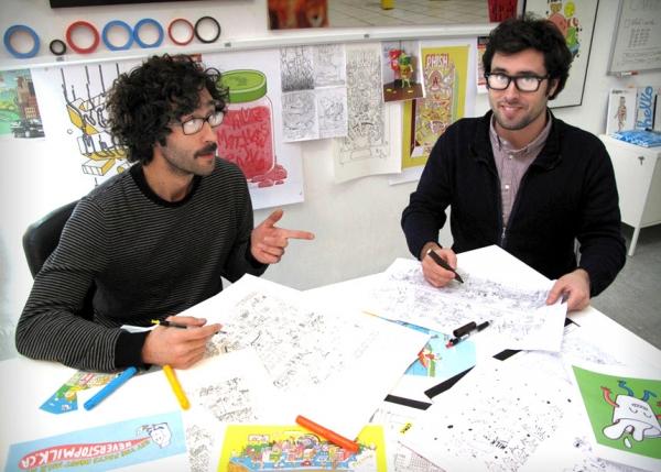 Juan y Alejandro Mingarro
