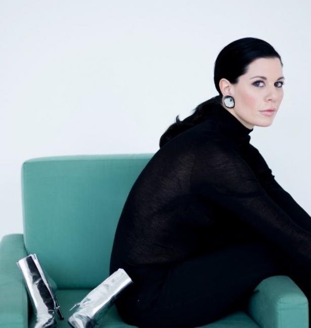 Julia Stoschek, Berlin, 2016. Copyright Peter Rigaud Photography GmbH. Fotografía facilitada por la agencia Pickles PR en NOTA DE PRENSA