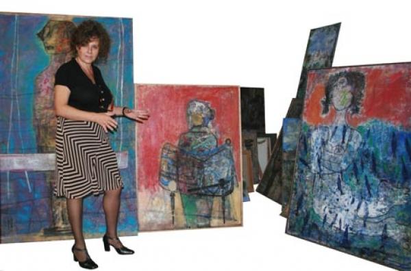 Margarita Gámez | Ir a la ficha del Artista 'Margarita Gámez Cornejo'